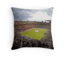 FC BARCELONA - CAMP NOU Throw Pillow
