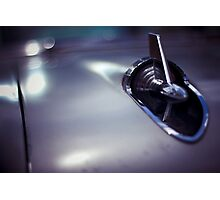 Silver Bullet  Photographic Print