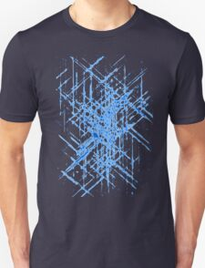 Abstract Blueprint Unisex T-Shirt
