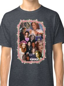 X-files Dana Scully - Collage Part 2 Classic T-Shirt