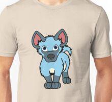 Light Blue Hyena Cub Unisex T-Shirt