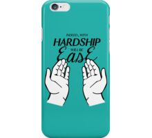 HANDS OF WORSHIP iPhone Case/Skin