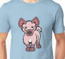 Light Pink Hyena Cub Unisex T-Shirt