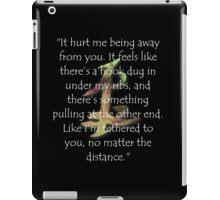 Julian & Emma iPad Case/Skin