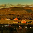 Evening is Coming to Cheticamp by kenmo