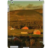 Evening is Coming to Cheticamp iPad Case/Skin