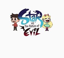 Star vs the forces of Evil w/ Star & Marco Unisex T-Shirt