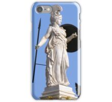 Statue of Athena iPhone Case/Skin