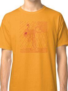 Red Alien  Classic T-Shirt