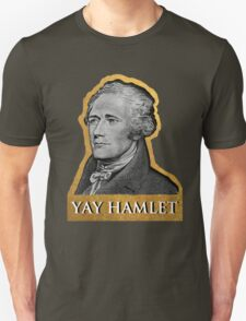 Yay Hamlet Unisex T-Shirt