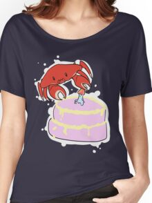 Crab Cakes Women's Relaxed Fit T-Shirt