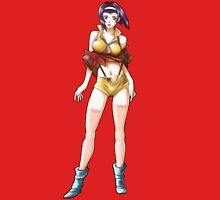 Faye Valentine from the Anime and/or Manga Cowboy Bebop; orignal digital painting Unisex T-Shirt