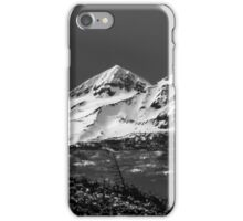 Two of the Three Sisters MT.s iPhone Case/Skin