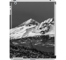 Two of the Three Sisters MT.s iPad Case/Skin