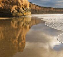 Tide Stopper,Anglesea,Great Ocean Road. Sticker