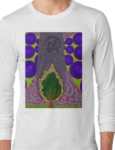 Burning Bush Long Sleeve T-Shirt
