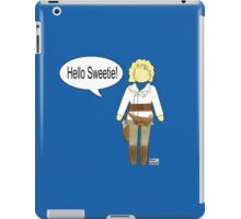 Doctor Who - River Song iPad Case/Skin