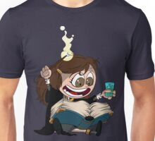 Hermione reads a Book Unisex T-Shirt