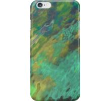 The Tranquil Sea iPhone Case/Skin