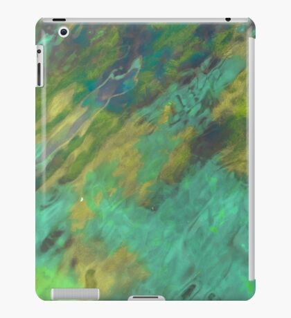 The Tranquil Sea iPad Case/Skin