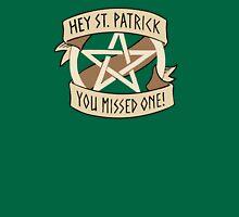 Hey St Patrick Unisex T-Shirt