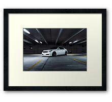 G35 Framed Print