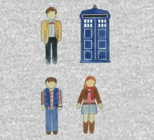 Doctor Who 11 Characters - Set #4 One Piece - Short Sleeve