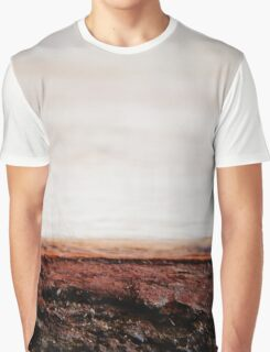 Bark beach Graphic T-Shirt