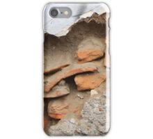 Crumbling Adobe Wall iPhone Case/Skin