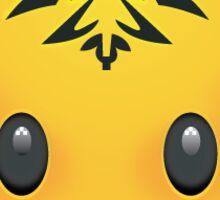 Tiger Emoji Sticker