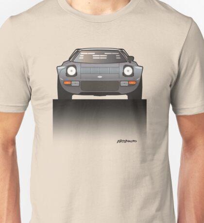 Modern Euro Icons Car Series Lancia Stratos HF Tipo 829 Unisex T-Shirt