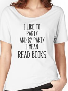 Read Books Women's Relaxed Fit T-Shirt