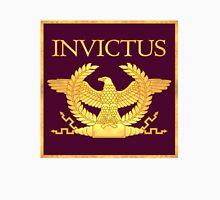 Invictus Eagle on Purple Unisex T-Shirt