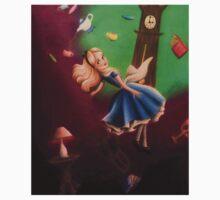 Alice in Wonderland One Piece - Short Sleeve