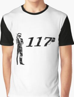 Agent 117 Graphic T-Shirt