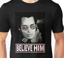 The Reverend Jim Jones of The Peoples Temple Unisex T-Shirt