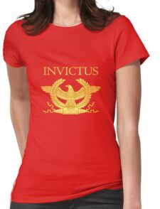 Invictus Eagle Womens Fitted T-Shirt