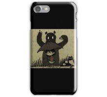 Desolate Wanderer iPhone Case/Skin