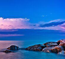 Ashbridges Bay Toronto Canada Sunrise No 1 by Brian Carson