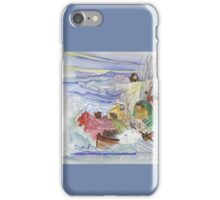 But the righteous will live by his faith. iPhone Case/Skin