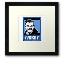 james vardy Framed Print