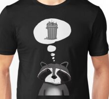 Cool Raccoon Unisex T-Shirt