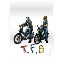 The Frontbottoms Motorcycle Club 2 Poster