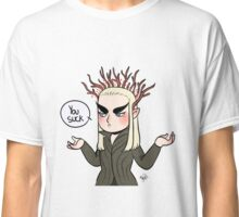 The Hobbit :: He doesn't approve  Classic T-Shirt