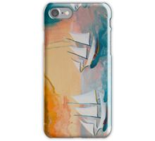 Jeffrey's Sailboats iPhone Case/Skin