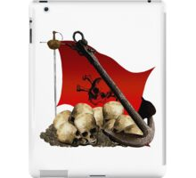 The Remains Of Piracy iPad Case/Skin