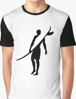 Surfer Graphic T-Shirt