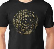 Gold Disc Unisex T-Shirt