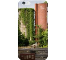 The Silos iPhone Case/Skin