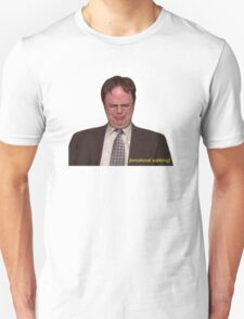 """""""Do I Care That Michael Didn't Invite Me to His Dinner Party?"""" Unisex T-Shirt"""